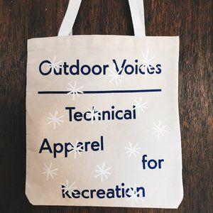 [NEW] Outdoor Voices Tis The Season Tote